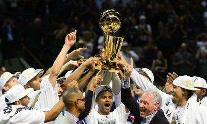 I San Antonio Spurs vincono l'NBA