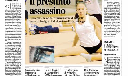 Le prime pagine di oggi  martedì 17 giugno 2014