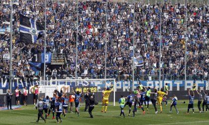 Allo stadio in quattro anni 1.250.000 spettatori