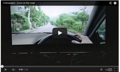 Lo spot Volkswagen contro l'uso del cellulare alla guida