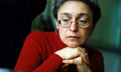 L'intervista che fece Fornoni ad Anna Politkovskaja