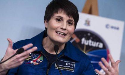 La prima donna italiana lanciata nello spazio