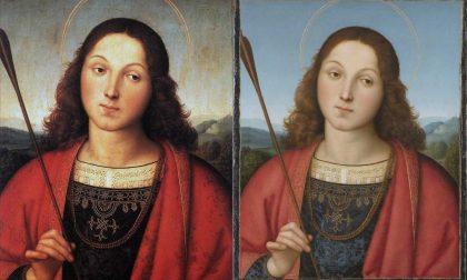 Prima e dopo il restauro: ecco i capolavori della Carrara