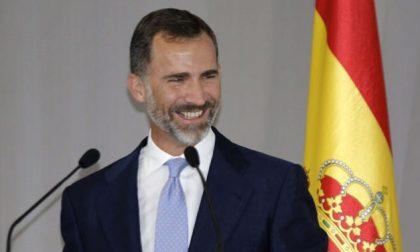 Il nuovo Re di Spagna, Felipe VI