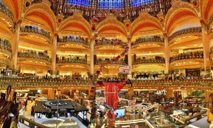 Cosa sono le Galeries Lafayette che Percassi aprirà a Segrate
