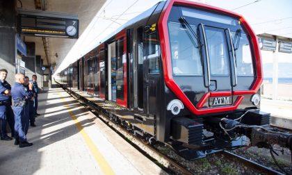 Metro Milano, ecco il nuovo treno Fateci un viaggio virtuale