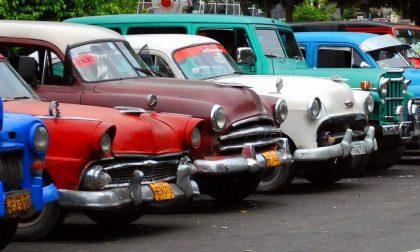 Le mitiche auto cubane
