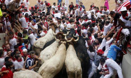 Tutto quello che c'è da sapere sulla corsa dei tori a Pamplona