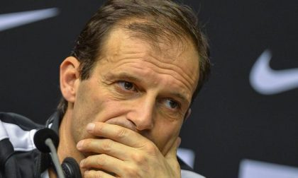 Conte ha lasciato la JuventusAl suo posto arriva Allegri
