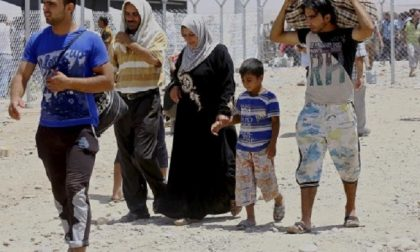 """Una """"N"""" sulle case dei cristiani A Mosul (Iraq) è pulizia etnica"""