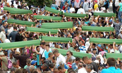 Srebrenica, 19 anni fa