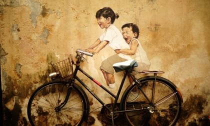 George Town- Ernest Zacharevic