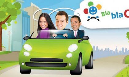 BlaBlaCar, con un euro ti porto a Milano in Smart