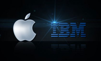 Apple e IBM, storico accordo