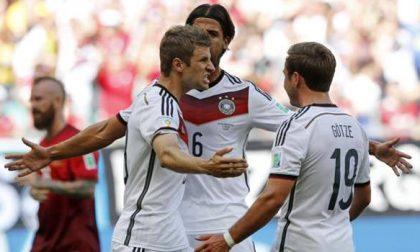 La Germania avverte il Brasile: «Andremo noi al Maracanà»