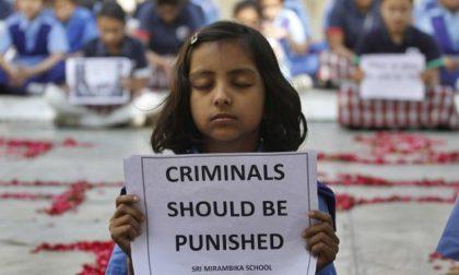 Il calvario delle bambine d'India Una violenza che grida vendetta