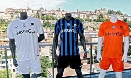 Ecco le nuove maglie firmate Nike e SuisseGas