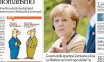 Le prime pagine di oggi venerdì 11 luglio 2014
