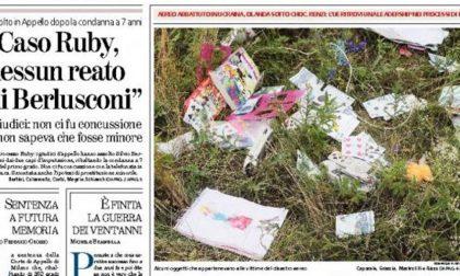 Le prime pagine di oggi sabato 19 luglio 2014