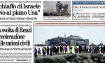 Le prime pagine di oggi lunedì 28 luglio 2014
