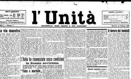 «l'Unità» è uscita in bianco morta ammazzata, si dice