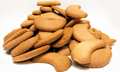 Il biscotto di Bigio, così buono