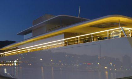 Lo yacht di Steve Jobs a Brindisi Un gigantesco iPad di mare