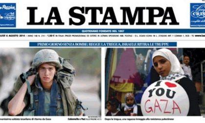 Le prime pagine di oggi mercoledì 6 agosto