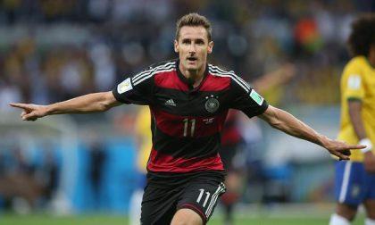 Elogio di Miroslav Klose