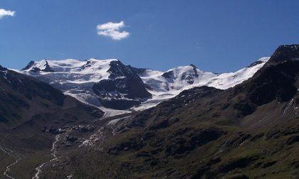 Ghiacciaio dei Forni in Valtellina è il più bello e sta per sparire