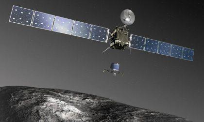 Rosetta incontra la sua cometa