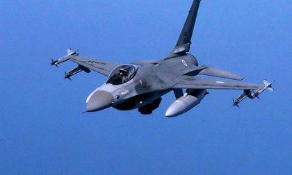 Aerei Usa nei cieli della Siria