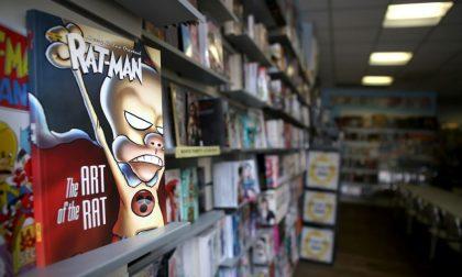Sei negozi di fumetti a Bergamo
