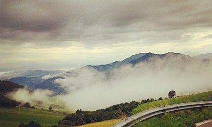 Nubi in Val Cavallina - Ross