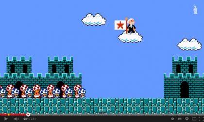Quelli che spiegano filosofia con Super Mario e Youtube