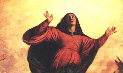 La festa dell'Assunta, ovvero com'è che Maria è arrivata in Cielo