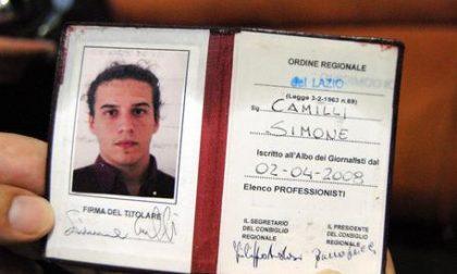 Il giornalista italiano morto a Gaza