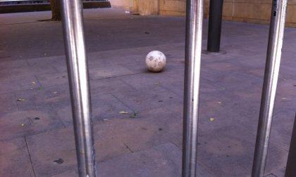Dall'ora d'aria all'ora di calcio Il pallone dietro le sbarre