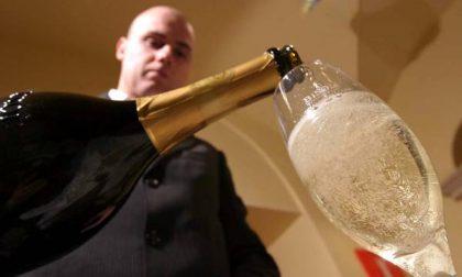 Il compleanno dello champagne