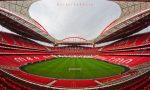 Il cielo (grigio) sopra il Benfica