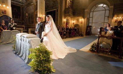 In Italia non ci si sposa quasi più