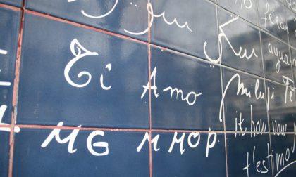 Muro di Parigi - Brian Belotti