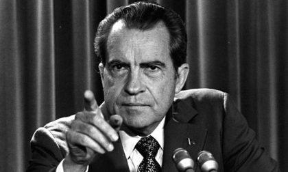 Perché Nixon diede le dimissioni Le uniche nella storia degli USA
