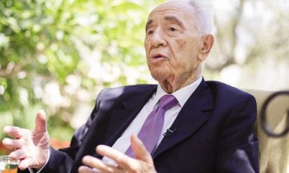 Le ragioni di Israele (dall'ultimo discorso di Peres)