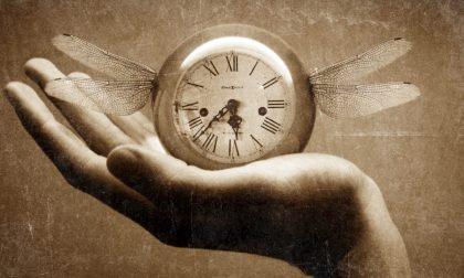 Fugge solamente il tempo che non viviamo davvero