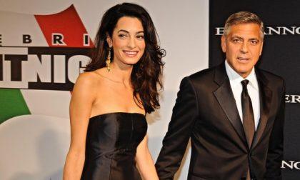 La moglie di George Clooney