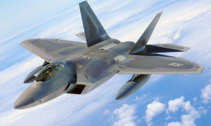 F-22, il rapace dei cieli