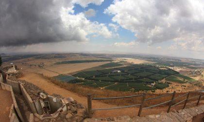 La situazione sul Golan, spiegata