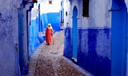 Chefchaouen, la città blu capitale mondiale dell'hashish
