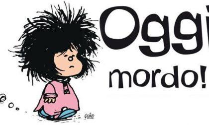 """Tanti auguri a Mafalda la """"figlia"""" ribelle di Quino"""